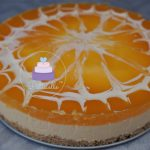 Cheesecake mangue sans cuisson