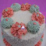 gâteau Coco - fraise