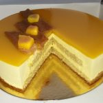 Entremets Mousse Mangue