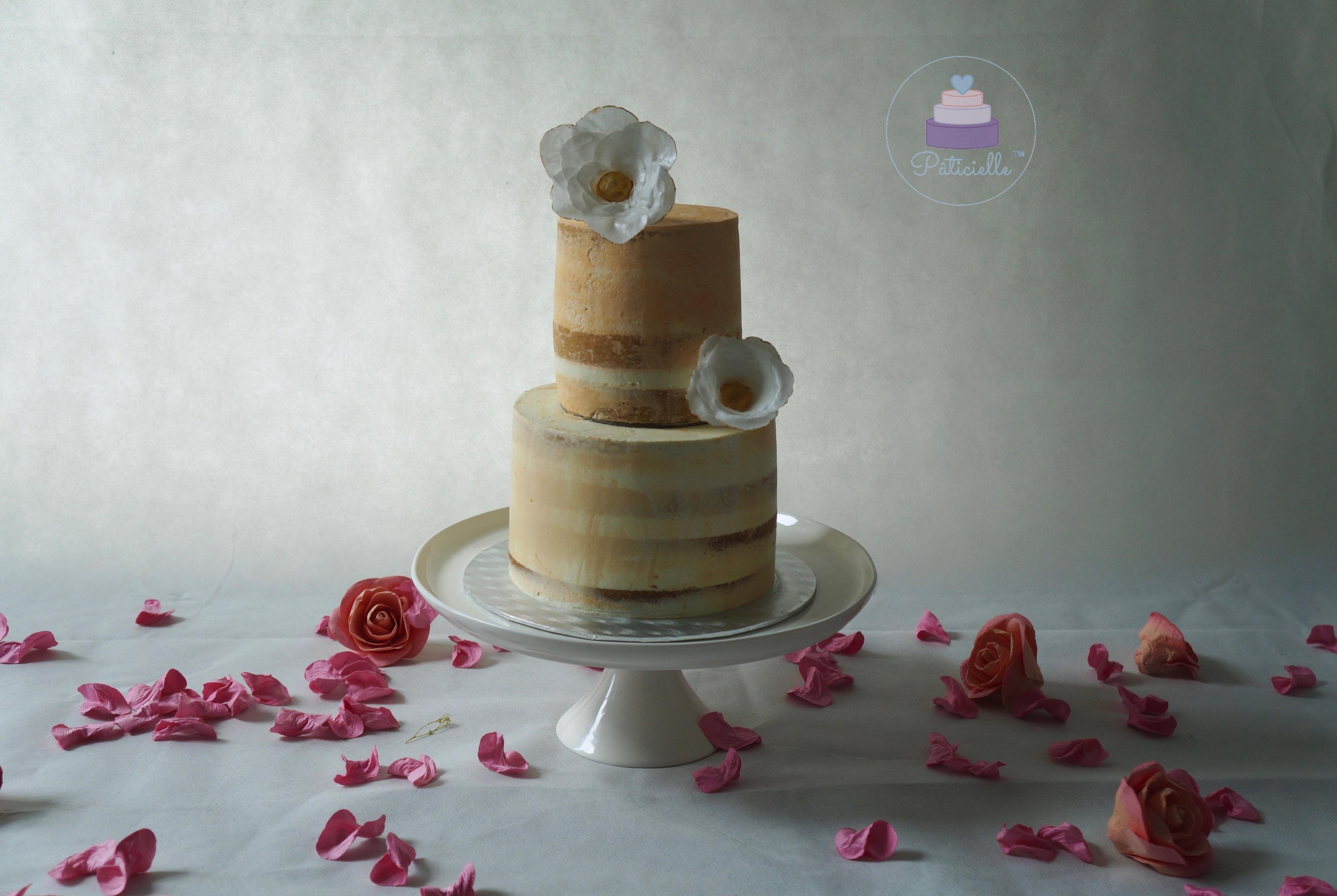Pâticielle - Naked cake (semi)