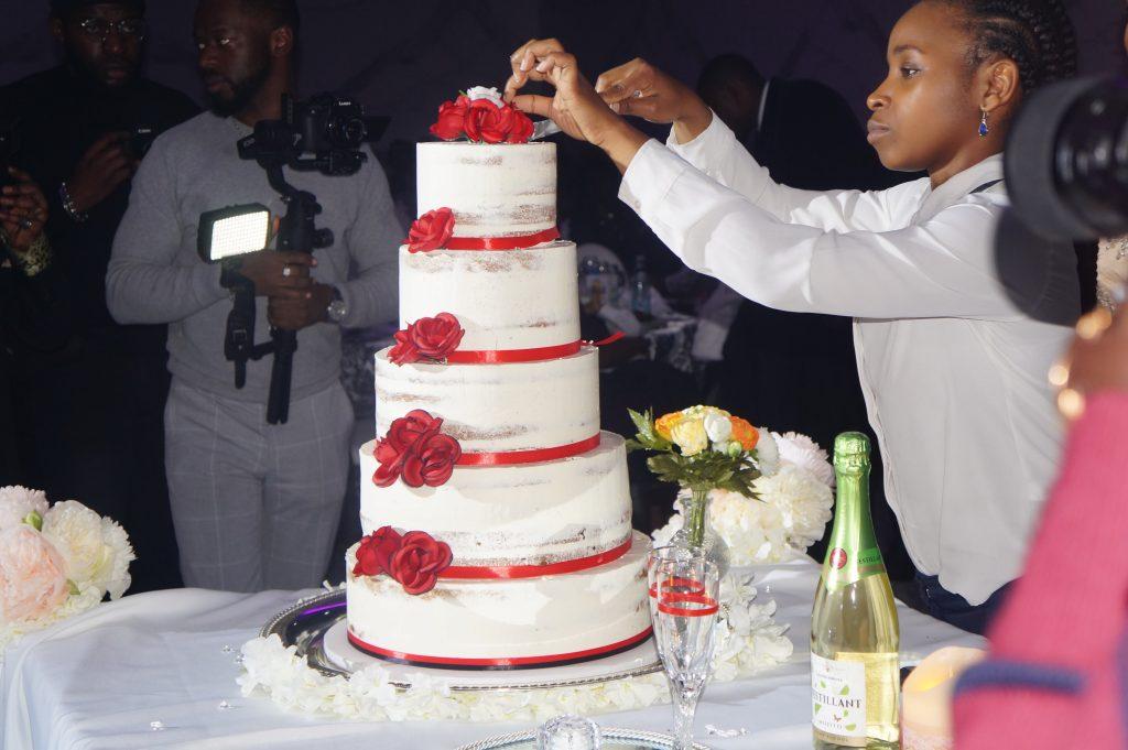 Wedding Cake Paris Kinshasa
