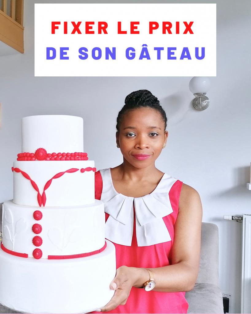devenir Cake Designer - formation gâteau sur mesure et Business Plan