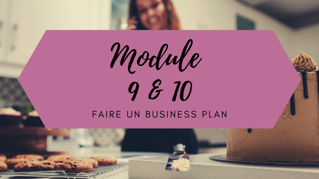 business plan cake design - comment faire son business plan