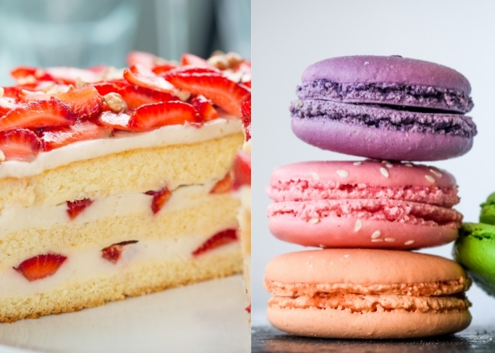 atelier entremets et macarons cake entrepreneur